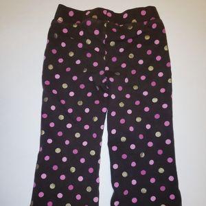 Jumping bean toddler pants